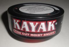 Табак жевательный Кайяк Натурал