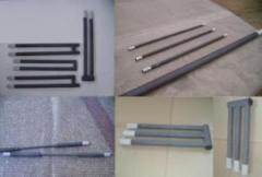 The heater carbide - silicon 16/230/45
