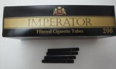 Сигаретная туба Император Блэк 200