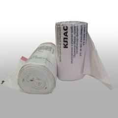 Пакеты для утилизации медицинских отходов 330*300