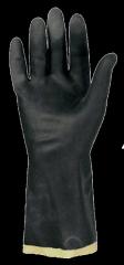 Перчатки КЩС тип 1 для грубых работ (латекс,