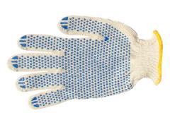 Перчатки Х/Б трикотаж с ПВХ