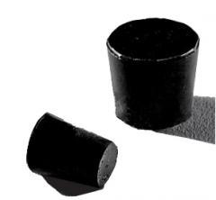 Пробка резиновая №45 (1кг=9.4 шт; 1шт=106г)