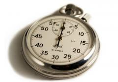 SOSPR-2B-2-000 stop watch (2-knop., without
