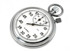 SOSPR-2B-2-010 stop watch (2-knop., with