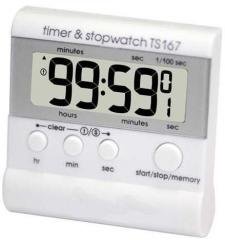 Timer and stop watch digital RST TS167 (No. 04167)