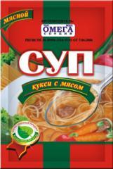 Kuksa meat soup
