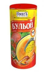 Broth meat in a tuba, 100gr.