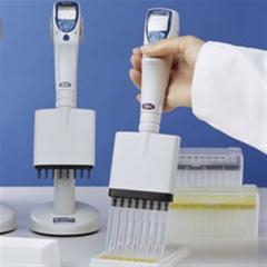 Микродозатор электронный Eline 8-канальный