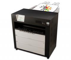 Широкоформатный копир принтер сканер, плоттер  KIP
