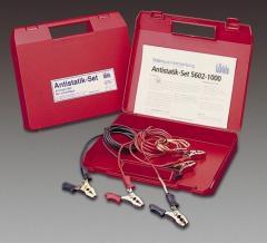 Комплект для заземления в кейсе,BURKLE № 5602-1000