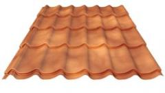 Ondulin, Roofing system