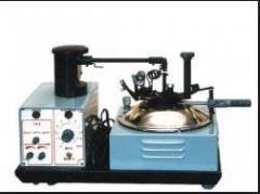 Аппарат ТВ3 для определения вспышки в закрытом