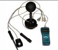 Метеометр МЭС-200А, базовая комплектация