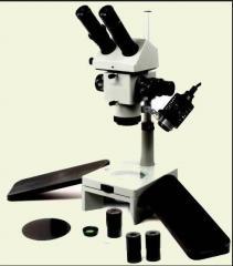 MBS-10 microscope
