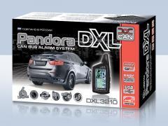 Pandora DXL 3210 autoalarm system