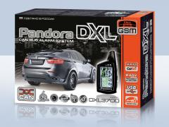 Pandora DXL 3700 autoalarm system