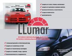Film automobile LLumar