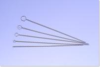 Loops microbiological nikhromovye-2mm