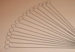 Loops microbiological nikhromovye-3mm