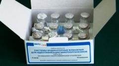 СИБ №2 для дифференциации энтеробактерий (13