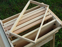 Framework for beehives