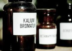 Potassium of Bromic 0,1 N.