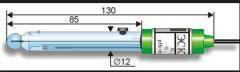 PH-электрод комбинированный укороч. ЭСК-10302/4