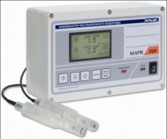 Анализатор раств. водорода МАРК-509 /стационарный