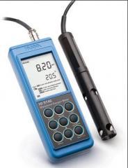 Oksimetr HI 9146-02 with the sensor on a cable 4m,