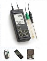 HI 9124 RN-meter with checking, hanna instruments