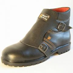 Footwear for welders