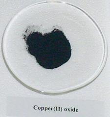 Реактив химический медь(II) окись (гранулы)