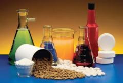 Реактив химический натрий ванадиевокислый мета