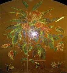 Las vidrieras frivolite - el arte el estudio De de