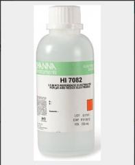 Электролит для PH-электрода kcl конц. 3,0м, 100 мл