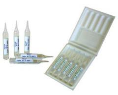ГСО ионов бора (тетраборат) 1г/л, фон-вода (5 мл)