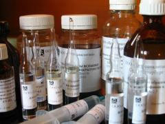 ГСО ионов железа (III) 10 г/л, фон- азотная