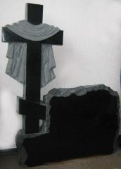 Granite crosses Kazakhstan