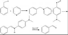STH benzole aldehyde for hromatogr. (3 ml)