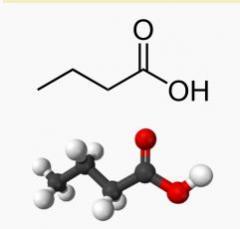 STH butyric acid (butane) for hromatogr. (3 ml)