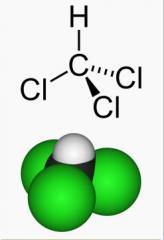 СТХ хлороформ (трихлорметан) для хроматогр. (3мл)