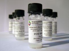 ГСО вязкости нефтепродуктов РЭВ-60 (15-21мм2/с при