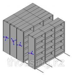 Movable racks