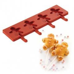 Form for lollipops - the Little man
