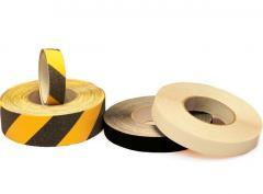 Tapes signal polyethylene
