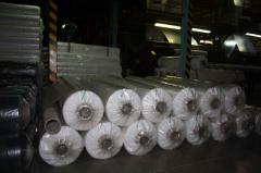 Материалы гидроизоляционные, пленка полиэтиленовая