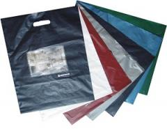 Different packages from polyethylene of high and