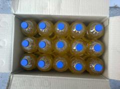 Sunflower oil high-olein