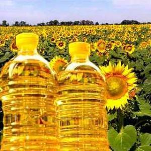 Подсолнечное масло на экспорт